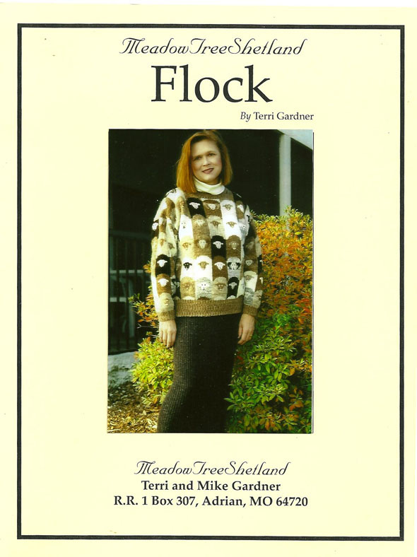 """Spinning a Yarn-""""Flock"""" Meets The DigitalAge"""
