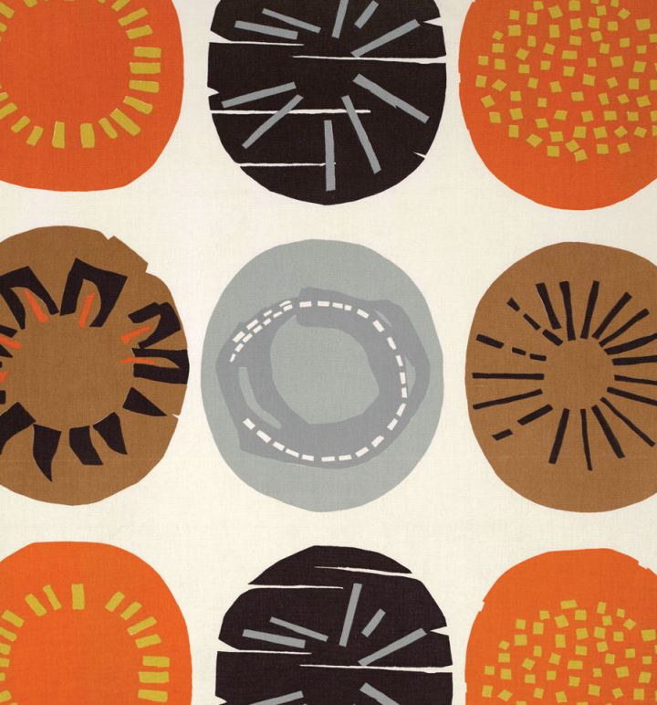 Lucienne Day-The Orange Lookbook