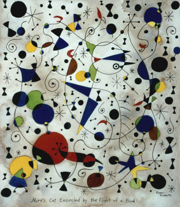 Joan Miró's Birds