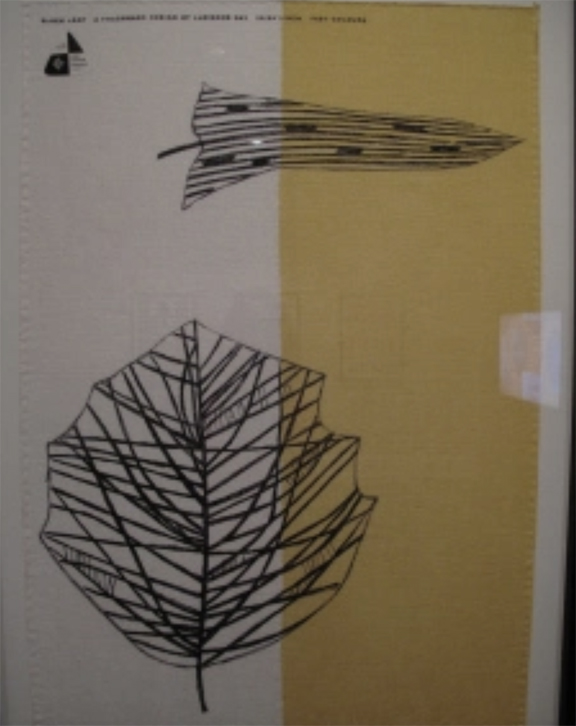 Lucienne Day's TeaTowels