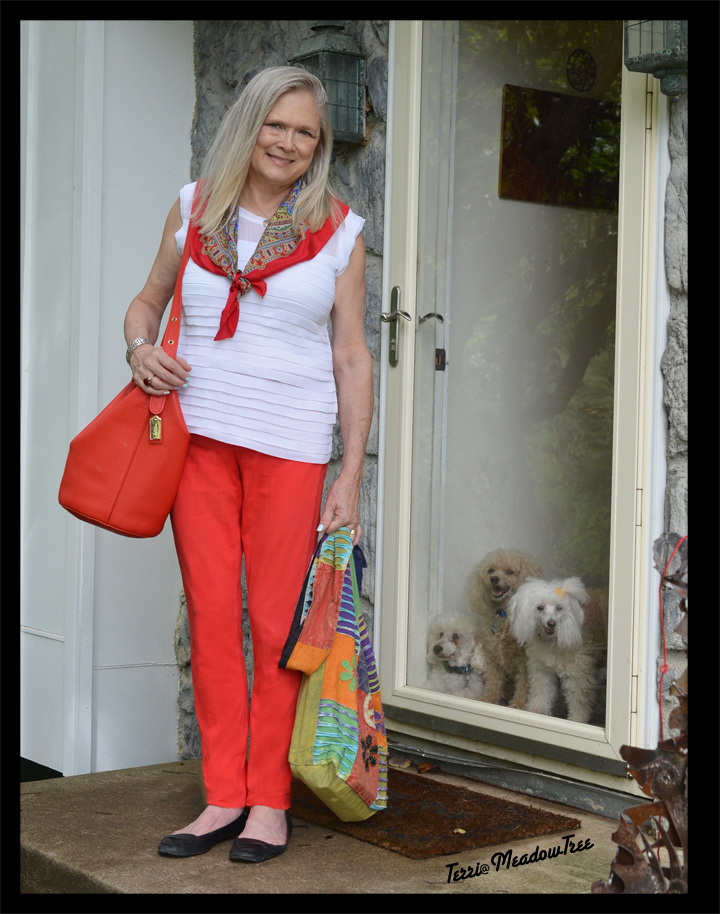 Red Bag Mix and Match-On TheRoad