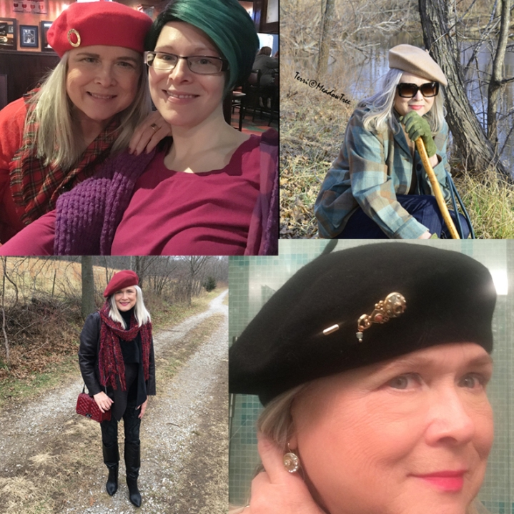 The Beret-A Favorite Through the Decades