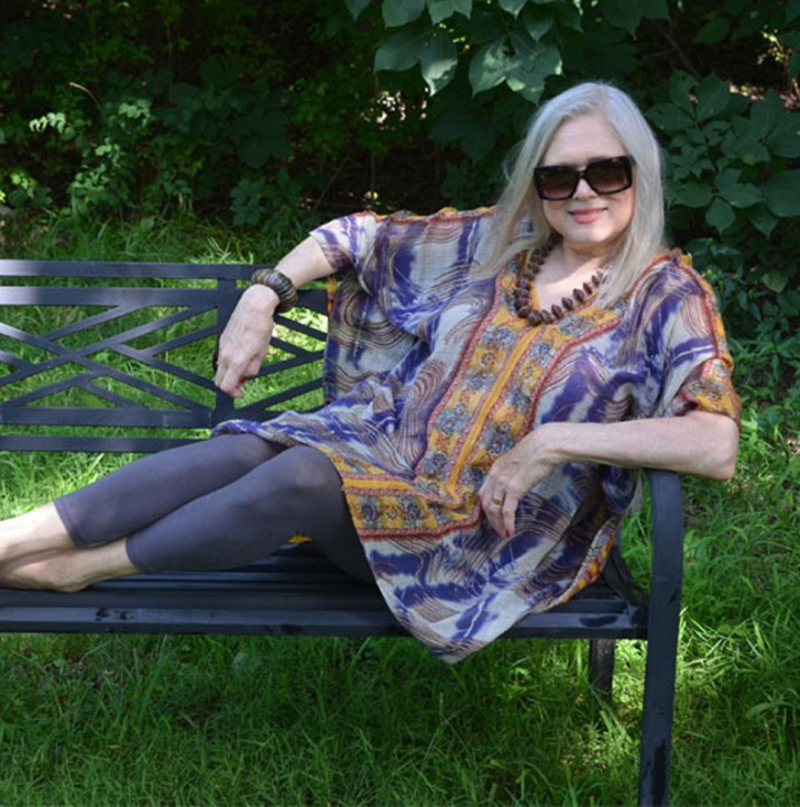 Boho Chic With April Madden: The July Slow Fashion Walk