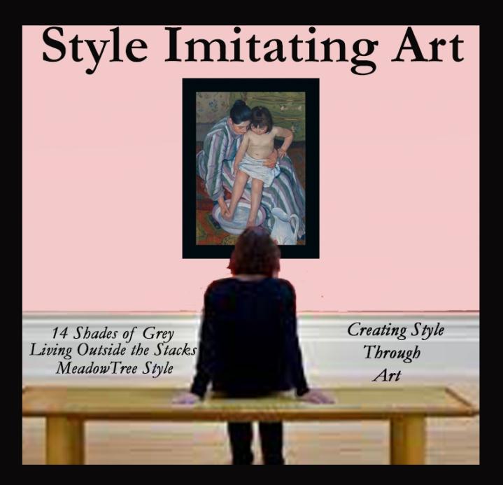 Mary Cassatt for this Week's Style ImitatingArt