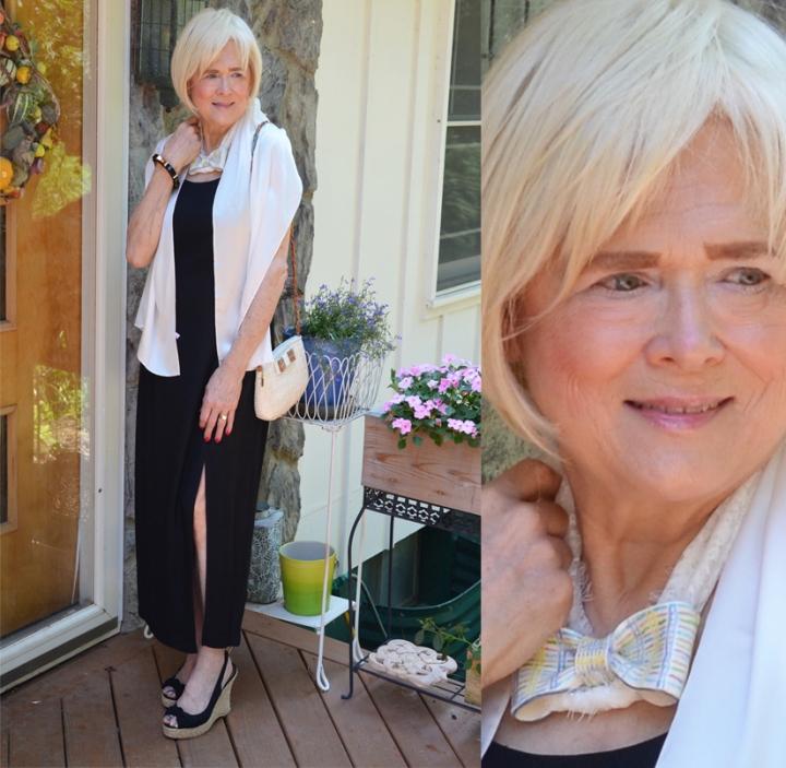 Bows for Elsa Schiaparelli's Iconic BowSweater