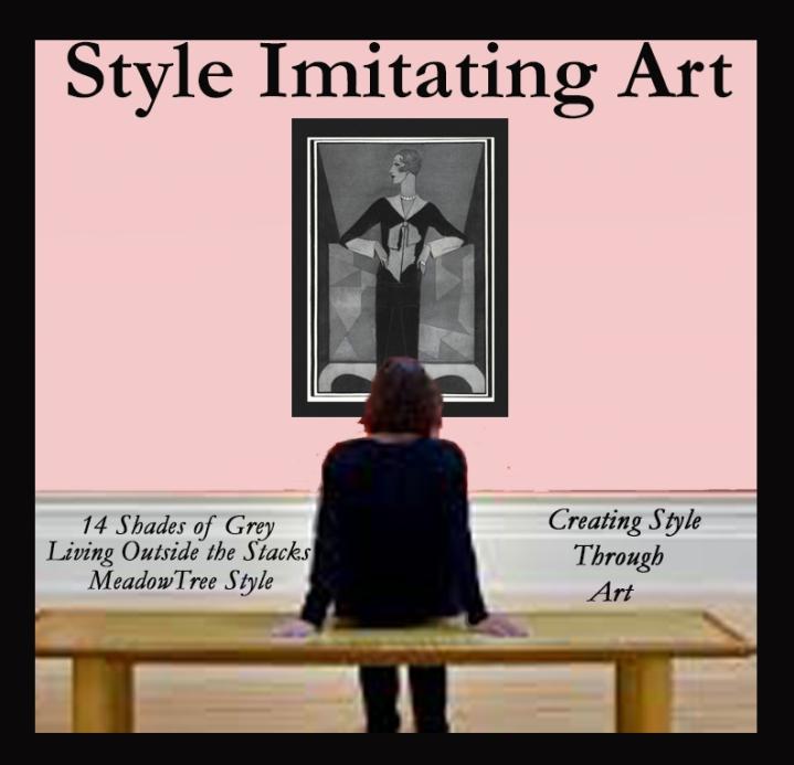 Style Imitating Art-Elsa Schiaparelli's Iconic Trompe l'oeilSweater.