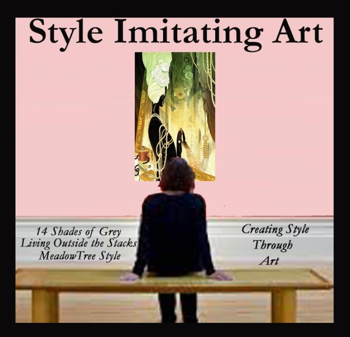 Style Imitating Art