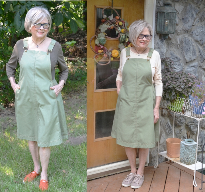 My Sew-Sew Life/The Smith Pinafore by LizHaywood