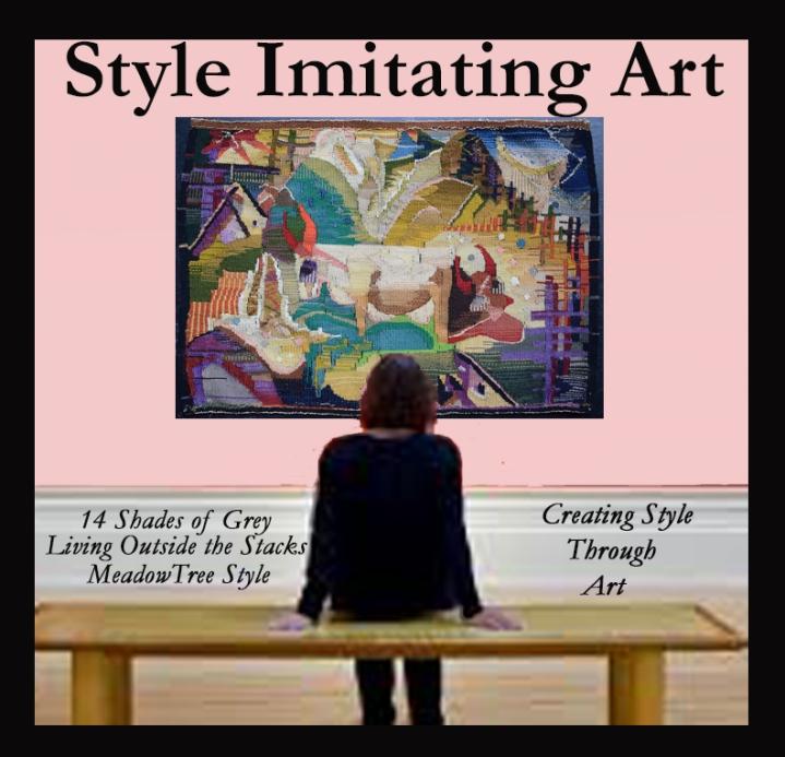 "Style Imitating Art-Gunta Stöltz's ""Cows in Landscape"" (1920)"